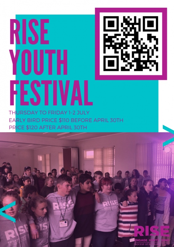 2021 RISE Youth Festival