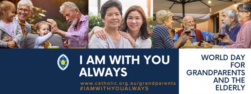 World Day for Grandparents and the Elderly
